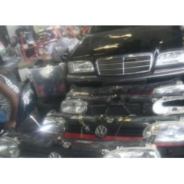 Accidented Car
